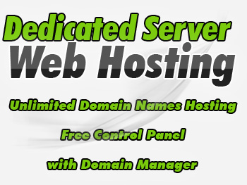 Cut-rate dedicated web hosting service